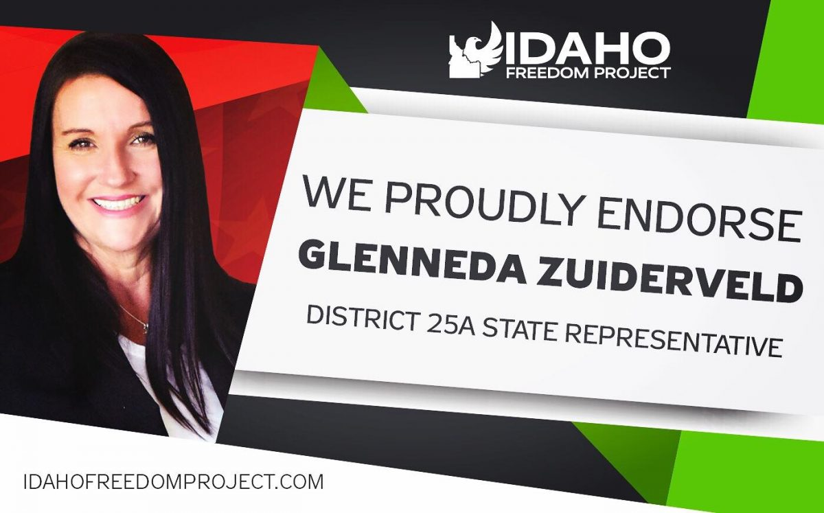 Idaho Freedom Project Endorsement